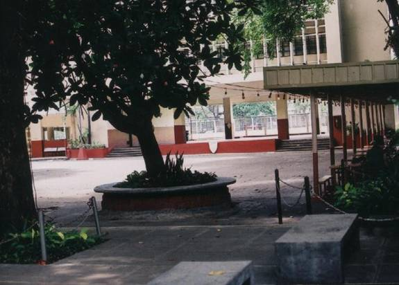 San Beda College Campus 2005
